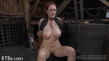bdsm scene dominated couple a in bound Old young lesbians bondage