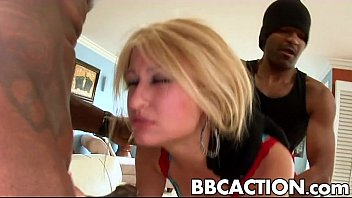 hubby by wife films reluctant gets bbc seduced white while Uncut penis jerking