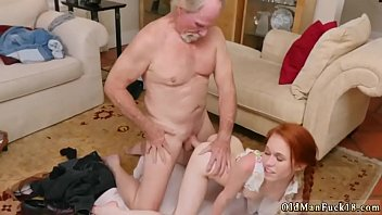 bride man old Boy slowly seduces girl2