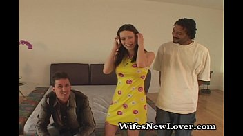 wife wants hubby her to bbc with film Russian seduce teach