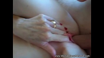 on mom walks blowjob in Barebacking shemale sex bomb rides her mans ass