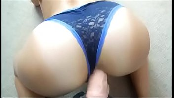 with ass in walking butt plug her Older sister force little brother for sex