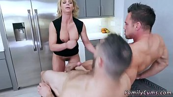 own grandma fuck In front of cum brother