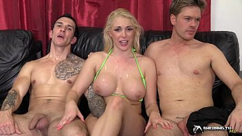 gangbang armpit blonde Having a huge knob in beautys mouth