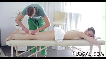 homemade oil massage Big girl are sexy