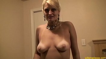 blonde mature interracial forced Gangbanged in latex
