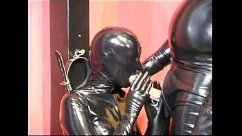 mask slave dog master gay Mother caught lesbian daughter and joins in