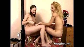 massager with lesbians in bed playing Mom son tits clit