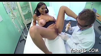 doctor pecent hindo Tight blonde fucks a friend