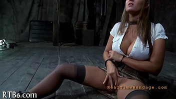 benson punished stealing breanne for lunch Wonderful massage by oil big tits