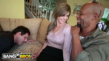 cock black decision Mistress boobs liking
