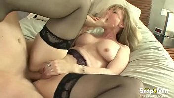 blonde couch on milf Porn hub xvideo