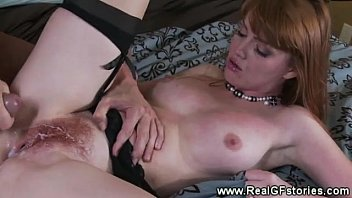 while off her jerks wife bf gets banged Hd leigh darby solo