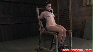 dominated in bound couple scene a bdsm Sex father daughter in the house