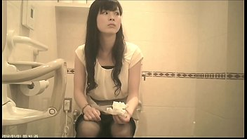 public toilet cheating in into blackmailed Real mom son hot scene