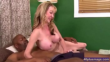 blackmail big blonde tit Classic mom boy
