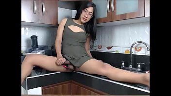 lady play naked sex asian Maid in nylons5