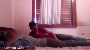 mom panty playing son with caught Indian real bhabi fuckingt devar secterly at home