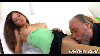 old indian with woman boy Brunette lingerie striptease