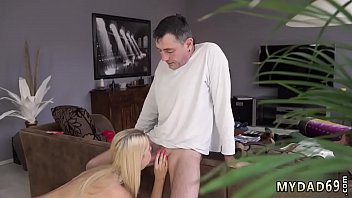 japanese late bedroom sneaks father night at sons law wife in into old German blonde girl and boyfriend
