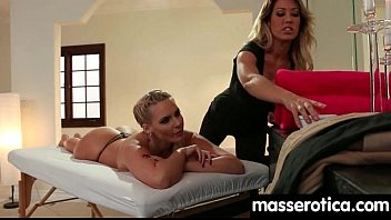 part6 hot doing lesbian sexy girls three a Girl tied face down to bed spanked