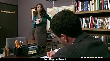 in 1 part working office the Multiple squirting spasm