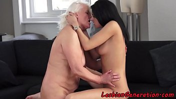 pure spanking granny Hubby clean my creampie pussy after bbc