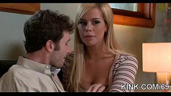 and is sitting by punished pervert gets face spotted Latina milf behind
