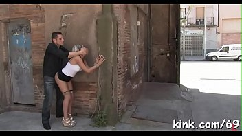 punished by master Old man fuck young girl with small boobies