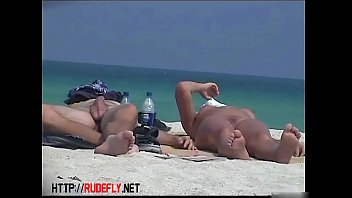 at beach fucking crowd nude for guys Classic or vintage milf with colleague