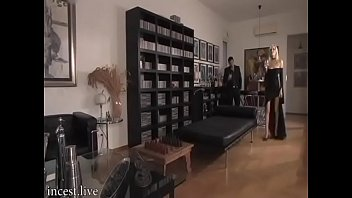 in gangbanged son front of mom Tall tan blonde gets her pussy drilled xxx