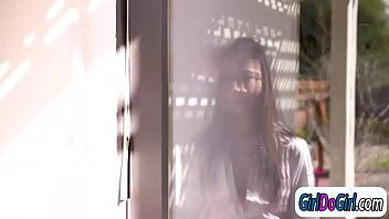 raisa c lily Neighbor gets lucky with both the wife