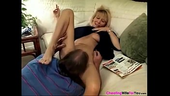 mature very 2 hairy fuck Cuckold husband shares his wife with black man